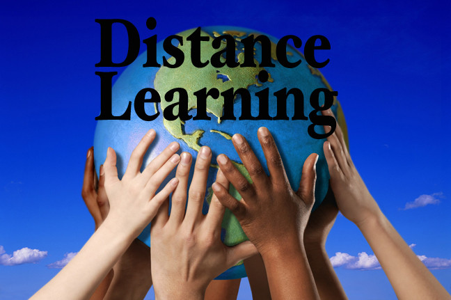 Distance Learning Education Distance Learning Can Mean